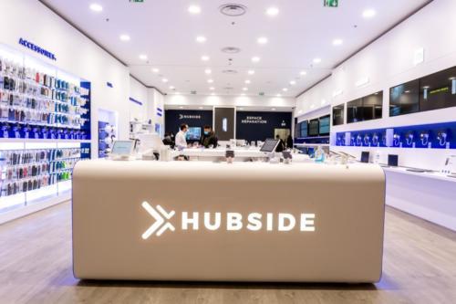 hubside.store.Lyon Part Dieu