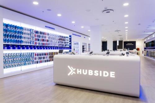 hubside.store V2-Villeneuve d'Ascq